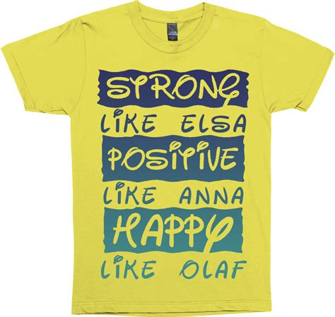 Strong, Positive and Happy - skreened