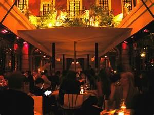 restaurant & terrasse Restaurant & Bar hôtel costes