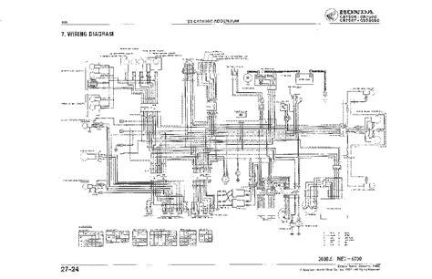 1982 cb750sc wiring options with motogadget m unit