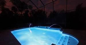Eclairage Piscine Hors Sol : des spots pour votre piscine hors sol clairez votre bassin ~ Dailycaller-alerts.com Idées de Décoration