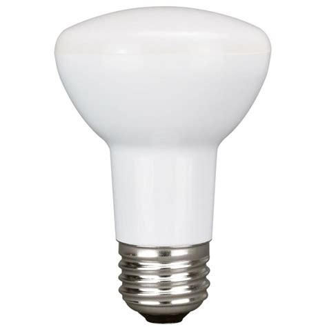 shop utilitech 65 w equivalent dimmable soft white r20 led