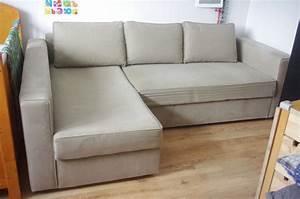Ikea Manstad Bezug : ikea manstad corner sofa bed with storage in vauxhall ~ A.2002-acura-tl-radio.info Haus und Dekorationen