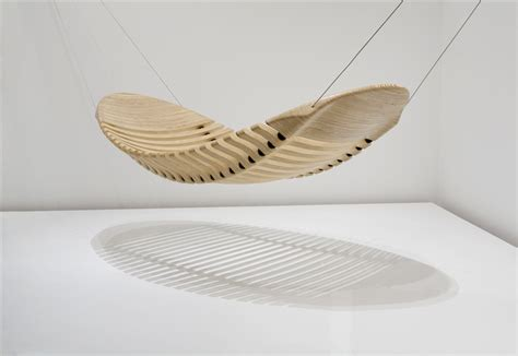 Designer Hammocks by Flex Wooden Hammock By Australian Industrial Designer Adam