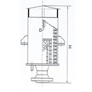silencer  boiler supplier china industrial silencer