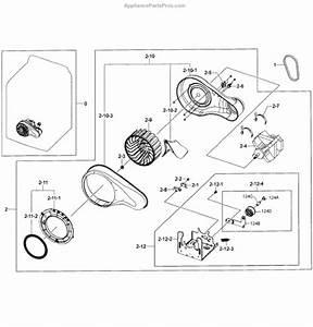 Parts For Samsung Dv422ewhdwr  Aa
