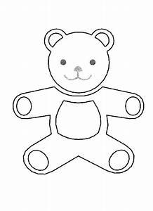 Printable Polar Bear Template New Calendar Site