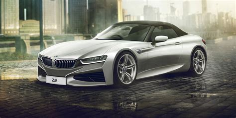 Can The 2017 Bmw Z5 Be A Game Changer?  Car From Japan
