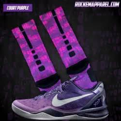 Kobe Nike Elite Socks Custom