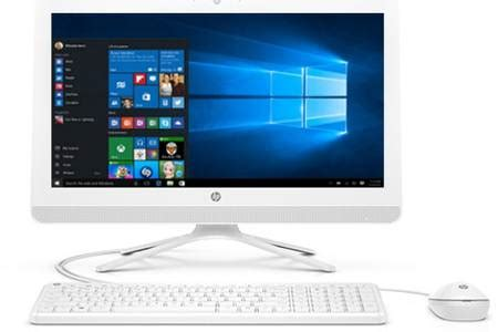 comparateur ordinateur de bureau pc de bureau hp 22 b020nf darty