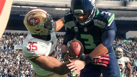 madden  seahawks  ers  murder blowout rival