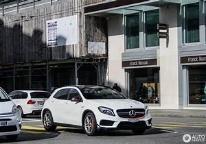 Mercedes Gla Blanc : mercedes benz gla 45 amg edition 1 18 mars 2016 autogespot ~ Gottalentnigeria.com Avis de Voitures