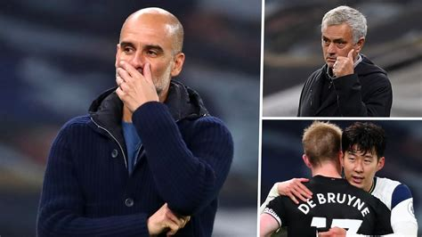 New contract, old problems for Pep: Familiar foes Mourinho ...