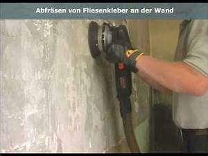 Fliesenkleber Entfernen Boden : renovierungsfr se renofix rgp 80 11 e von protool youtube ~ Michelbontemps.com Haus und Dekorationen