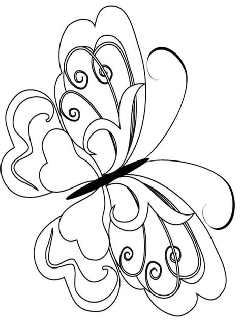 Butterflies are such cool members of the insect today, i have a fun and free butterfly coloring page printable. Butterfly coloring pages. Download and print butterfly ...