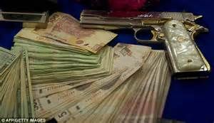 Mexican Gulf Cartel gangster Manuel Alquisires Garcia ...