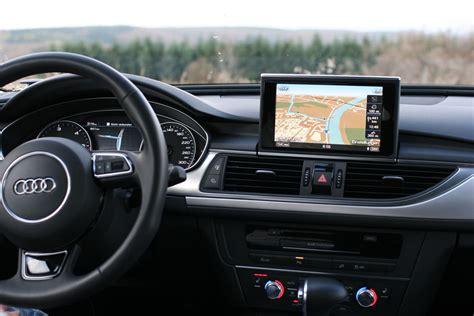 audi navigation plus zum mmi navigation plus im audi a6 allroad quattro