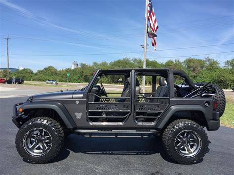 2016 Jeep Wrangler Unlimited Custom Lifted Leather Florida. Shed Roll Up Door. White Jeep Wrangler 2 Door. Entrance Doors. Home Depot Sliding Screen Doors. Insulated Garage Doors. Affordable Windows And Doors. Door Peepholes. Media Cabinet With Doors