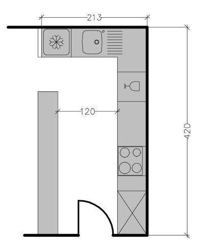 plan cuisine en l plans maison en photos 2018 plan de cuisine en l 8