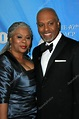 James Pickens Jr. and wife Gina – Stock Editorial Photo ...