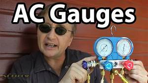 How To Use Ac Gauges In Your Car  Ac Problems