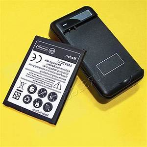 High Capacity 3400mah Rechargeable Spare Standard Battery