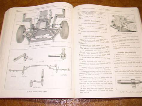 Pontiac Shop Manual Book Catalina Bonneville Grand