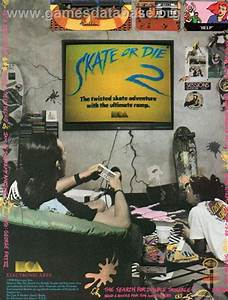Skate or Die 2: The Search for Double Trouble - Nintendo ...