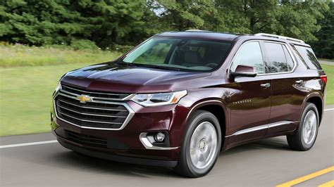 Find out which 2021 suvs come out on top in our suv rankings. New 2018 Chevrolet Traverse SUV Car | HD Wallpapers