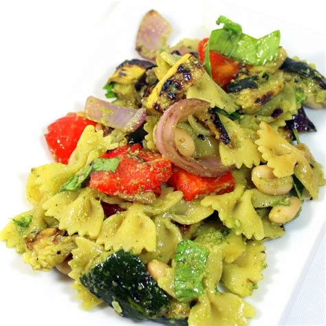grilled side dishes 52 ways to cook grilled vegetable pesto pasta grilling time side dish
