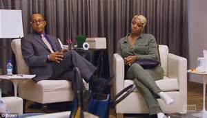 Real Housewives Of Atlanta therapy session ends when NeNe ...