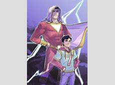 shazam fan art Tumblr