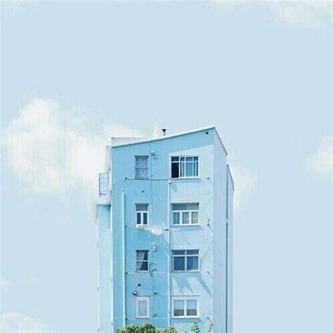 blue aesthetic wallpaper warna aqua biru  putih biru