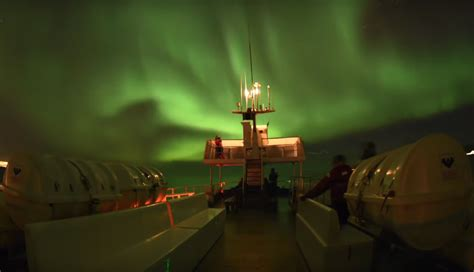Northern Lights Boat Tour Iceland by Dinner Auroras Northern Lights Boat Tour Guide To
