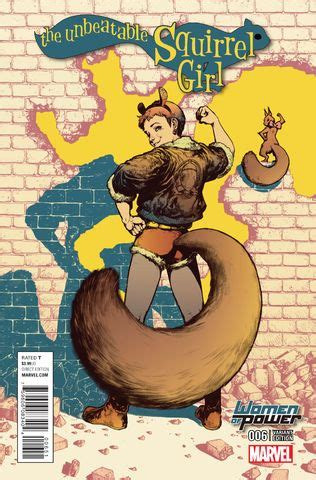 Tiny Doorman Template by קובץ Unbeatable Squirrel Girl Vol 2 6 Women Of Power