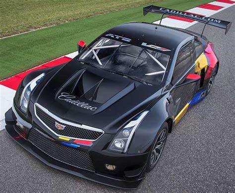 cadillac ast vr gt revealed racecar engineering