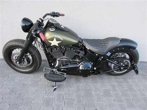 Harley Davidson Softail Slim Modification by Buy Motorbike Pre Owned Harley Davidson Flss 1801 Softail