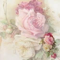 Free Vintage Rose Scrapbook Paper
