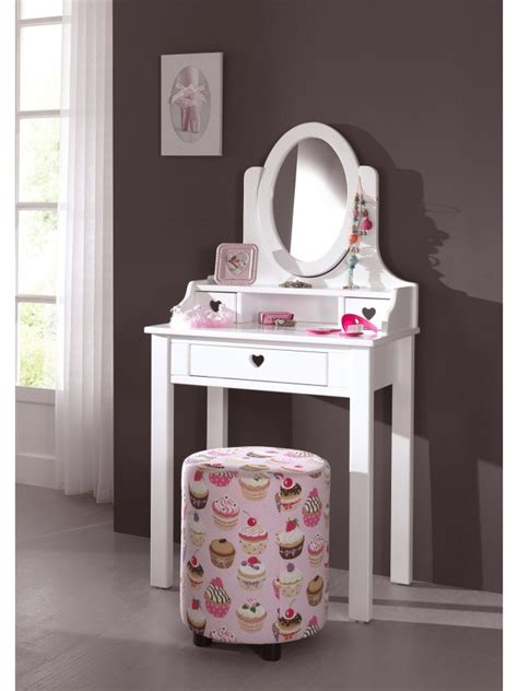 chambre de bébé complete coiffeuse fille de la chambre emilie au style romantique