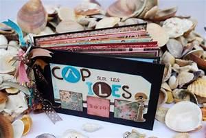 Carnet De Voyage Original : mod le id e scrapbooking carnet de voyage ~ Preciouscoupons.com Idées de Décoration