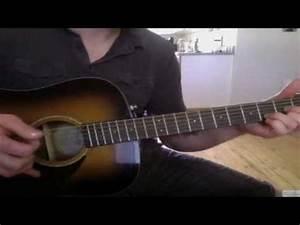 Alan Jackson Remember When Acoustic Guitar Lesson