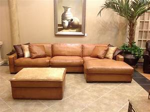 deep seated leather sectional sofa okaycreationsnet With deep seated sectional sofa canada