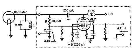 reactance modulator