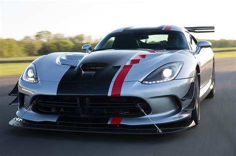 Dodge Picture by 2016 Dodge Viper Reviews And Rating Motor Trend