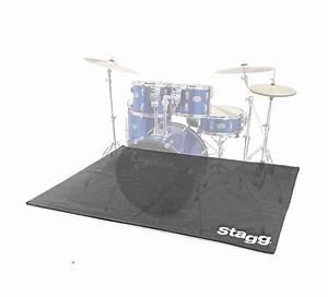 stagg tapis de batterie drum buy online free scorescom With tapis de batterie