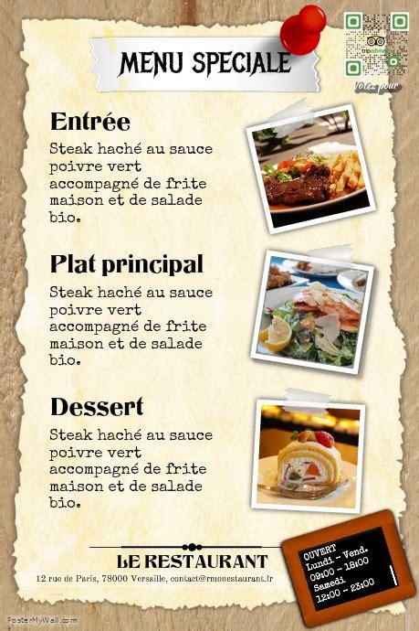 modele cuisine cagne modèles de flyers restauration téléchargement gratuit