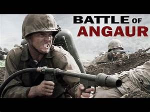 Battle of Angaur   1944   World War 2 in the Pacific   US ...