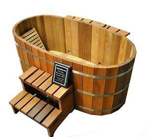 japanese ofuro tub ofuro japanese soaking tub 2 person wooden tub ebay