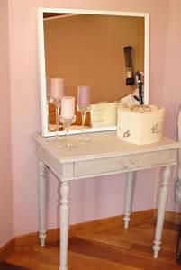 Meuble Coiffeuse But : coiffeuse meuble ancien ~ Teatrodelosmanantiales.com Idées de Décoration