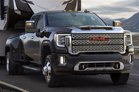 2020 gmc 3500hd gmc officially reveals all new 2020 hd gm authority
