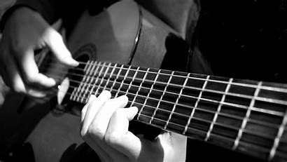 Guitar Acoustic Background Classical Desktop Playing Play